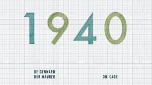 De Gennaro-Der Mauer - 1940-19e40