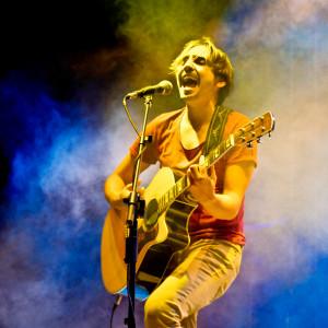 PHOTO REPORT: Dimartino @ Frequenze Mediterranee Festival [Miglionico, MT] – 21/8/2012