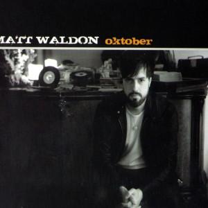 RECENSIONE: Matt Waldon – Oktober