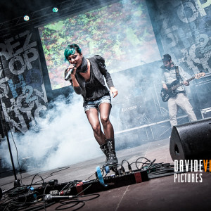 PHOTO REPORT: Libera Velo + Rezophonic @ Rockalvi 2013 [Calvizzano, NA] – 12/9/2013