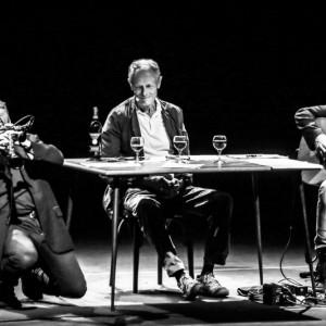 PHOTO REPORT: Erri De Luca, Gabriele Mirabassi & Gianmaria Testa @ Roma Jazz Festival 2013 [RM] – 3/10/2013