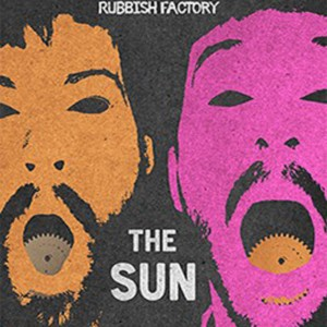 RECENSIONE: Rubbish Factory – The Sun