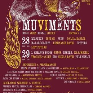 SPECIALE LIVE: Mu.Vi.Ment.S. Festival Edition #9 @ Castello Medievale di Itri [LT] – 28-29/12/2013