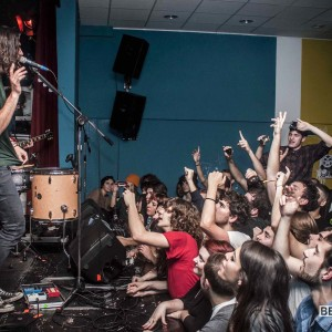 PHOTO REPORT: Fast Animals and Slow Kids @ Glue [FI] – 23/11/2013