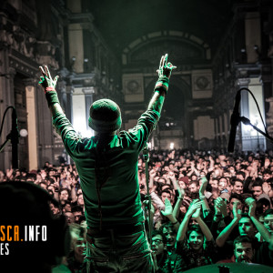 PHOTO REPORT: 99 Posse + Jovine and Friends @ Galleria Principe di Napoli [NA] – 8/2/2014