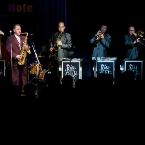LIVE+PHOTO REPORT: Ray Gelato & The Giants @ Blue Note [MI] – 13/2/2014