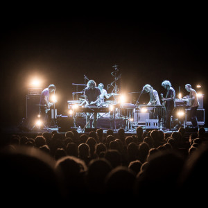 PHOTO REPORT: Notwist @ Auditorium Parco della Musica [RM] – 07/04/2014