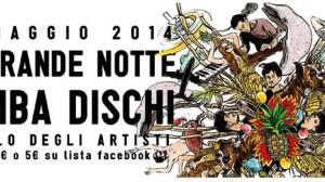 La grande notte di Bomba Dischi @ Circolo degli Artisti [RM] - 2252014