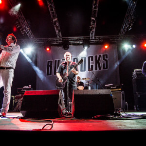 PHOTO REPORT: Buzzcocks @ Roma Incontra il Mondo 2014 [RM] – 28/7/2014