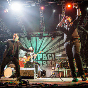 PHOTO REPORT: Roy Paci & Aretuska @ Roma Incontra il Mondo 2014 [RM] – 5/7/2014