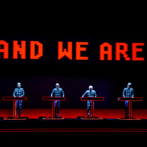 PHOTO REPORT: Kraftwerk @ Auditorium Parco della Musica [RM] – 14/7/2014