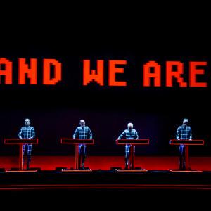 PHOTO REPORT: Kraftwerk @ Auditorium Parco della Musica [RM] – 14/7/2014
