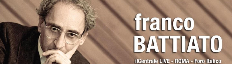 Franco Battiato & Orchestra Filarmonica Arturo Toscanini @ Centrale Live 1