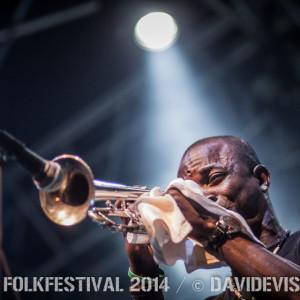 PHOTO REPORT: Seun Kuti @ Ariano Folk Festival [Ariano Irpino, AV] – 14/8/2014