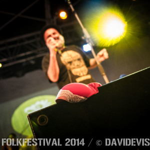 PHOTO REPORT: Chico Trujillo @ Ariano Folk Festival [Ariano Irpino, AV] – 15/8/2014