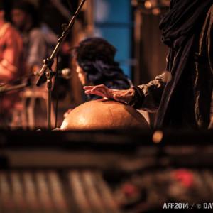 PHOTO REPORT: Bombino @ Ariano Folk Festival [Ariano Irpino, AV] – 17/8/2014