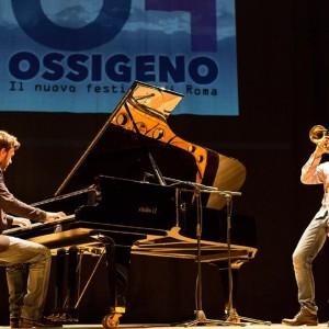 LIVE REPORT: Fabrizio Bosso & Julian Mazzariello Duo @ Ossigeno Festival [RM] – 16/9/2014