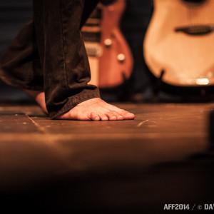 PHOTO REPORT: Sandro Joyeux @ Ariano Folk Festival [Ariano Irpino, AV] – 16/8/2014