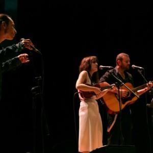 LIVE REPORT: ILARIA GRAZIANO & FRANCESCO FORNI @OSSIGENO FESTIVAL – [RM] – 25/09/2014