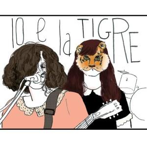 RECENSIONE: IO E LA TIGRE EP – IO E LA TIGRE