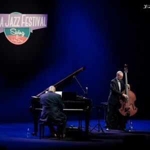 Live + Photo Report Dave Holland/Kenny Baron @Auditorium Parco della Musica [RM] – Roma Jazz Festival – 14/11/2014