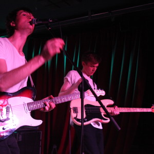 LIVE E VIDEO REPORT: Ought @ Arci Ohibò [MI] 06/11/2014