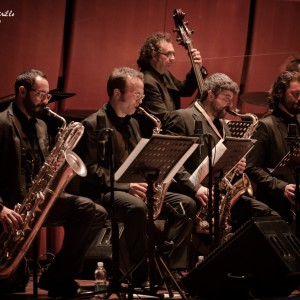 "Live  + Photo Report Orchestra Operaia ""SWING & NEW DEAL"" @Auditorium Parco della Musica [RM] – Roma Jazz Festival – 30/11/2014"