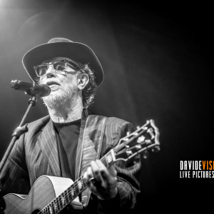 PHOTO REPORT: F. De Gregori @ Teatro Palapartenope [Napoli, NA] – 03/04/2015