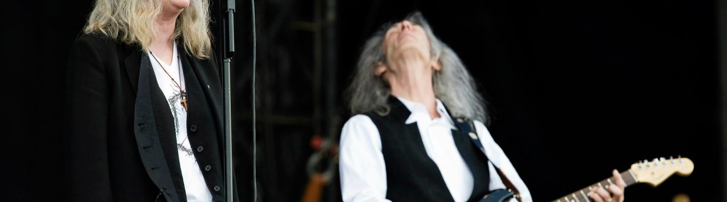 Patti Smith @ Primavera Sound 2015