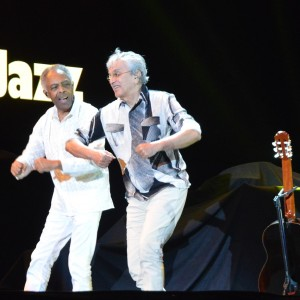 LIVE+PHOTO REPORT: Caetano Veloso & Gilberto Gil @ Umbria Jazz Festival – 17/7/2015