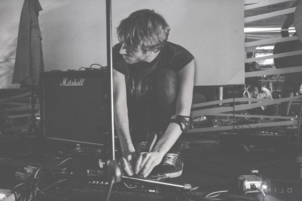 Luca Nistler:  voce e loop station