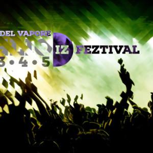NEWS: DIZ FESTIVAL @ FABBRICA DEL VAPORE [MI] – 3-5/07/15