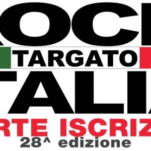 ROCK TARGATO ITALIA XXVIII EDIZIONE – APERTE LE ISCRIZIONI