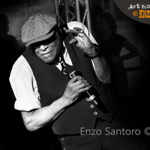 PHOTO REPORT: Al Jarreau @ Centro Commerciale Campania [Marcianise, CE] – 01/07/2015
