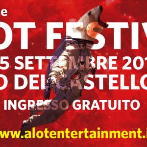A LOT FESTIVAL III EDIZIONE @ L'AQUILA – 4-5/09/15