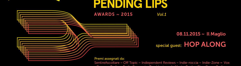 Pending Lips Award