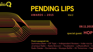 Pending Lips Award