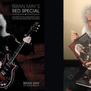 News: La Red Special DI BRIAN MAY con Simon Bradley
