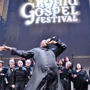 LIVE+PHOTO REPORT: Roma Gospel Festival – Pastor Ron Gospel  Show @ Parco Auditorium della musica [RM] 30/12/2015