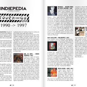 INDIEPEDIA: Touch & Go Records, 1990 – 1997
