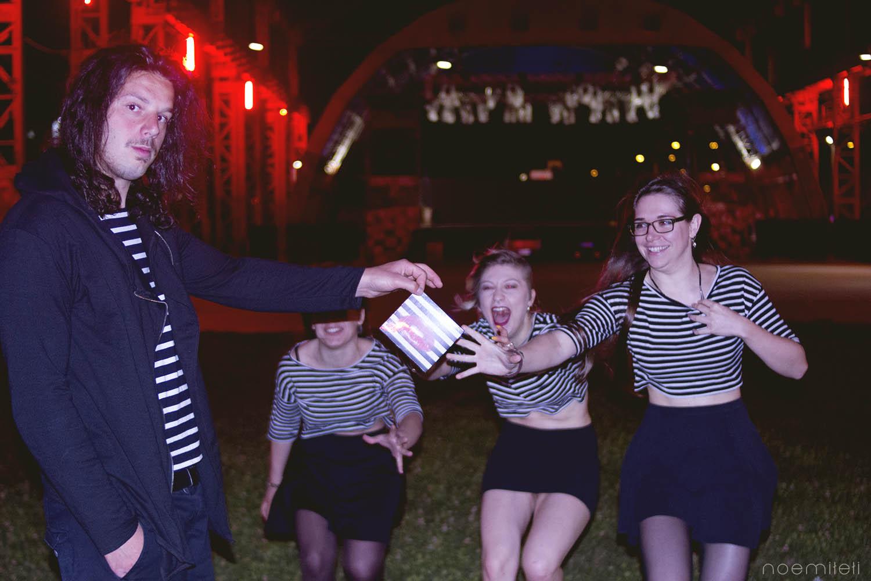 Stripes è il loro primo EP, uscito nel 2015 per Leopard Records