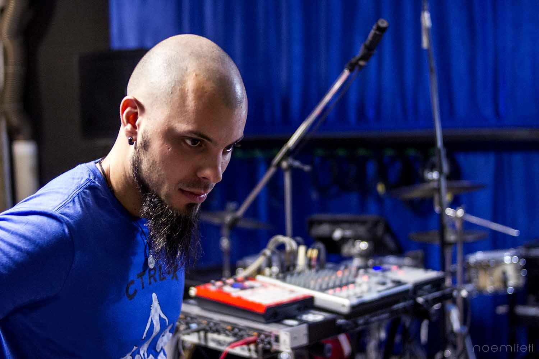 Fabio Zago: drums