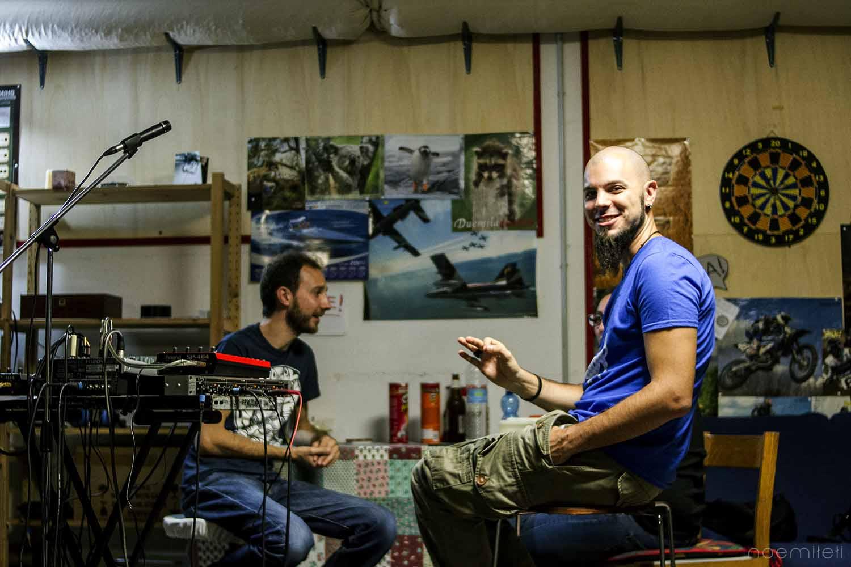 Marco e Fabio, in arte KRANG