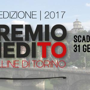 NEWS: IN SCADENZA LE ISCRIZIONI PER IL PREMIO INEDITO COLLINE DI TORINO