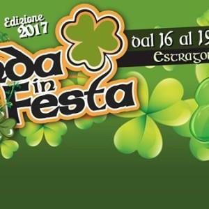 NEWS: OFFICINE – IRLANDA IN FESTA 2017 – ESTRAGON (Bologna) dal 16 al 19 MARZO
