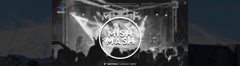 mish mash cover