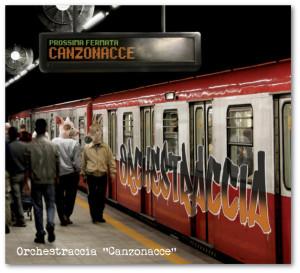 Orchestraccia-Canzonacce, cover