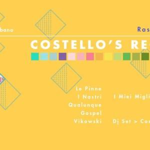 EVENTI: Costello's Records Festival @ Mare Culturale Urbano [MI] – 13/07/17