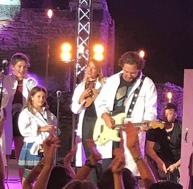 Live Report Eddie Vedder Teatro Antico Di Taormina 27