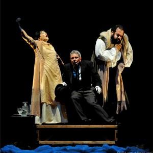 EVENTI: Compagnia le belle bandiere –  Svenimenti un vaudeville @ Teatro Palladium – 4 e 5/11/17 [RM]